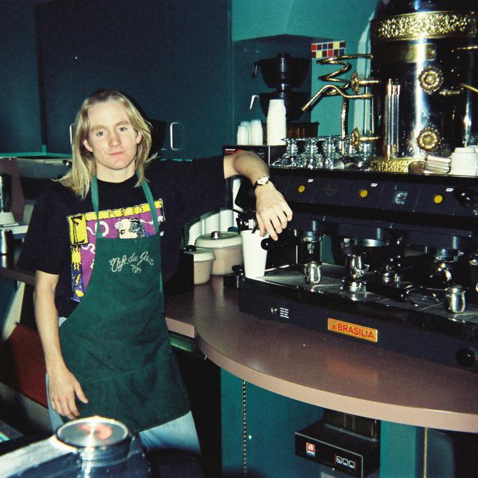 Cafe Du Jour 1994 - Austin, Texas